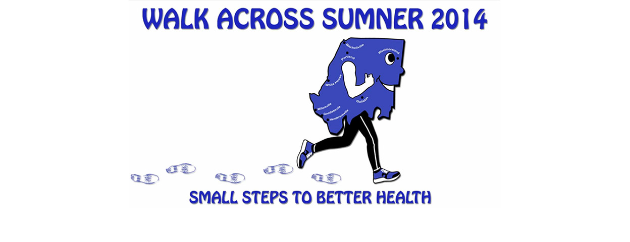 Walk Across Sumner helps support physical education programs. Click on the slide above to learn more...