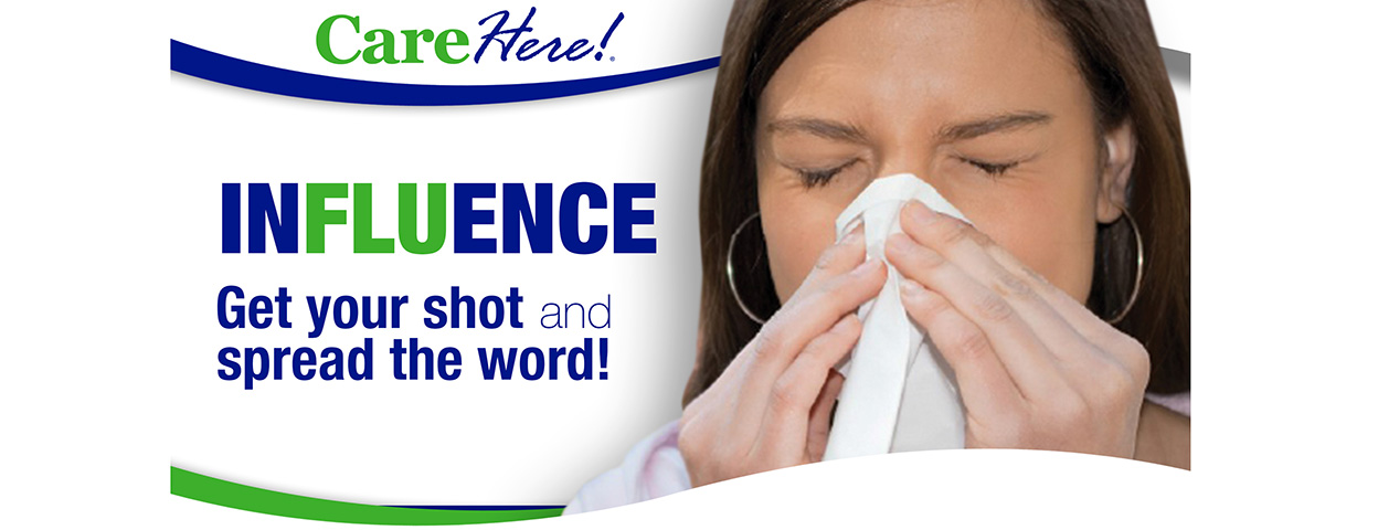 Click on the slide above for more information about our district's flu shot clinics for employees and their dependents