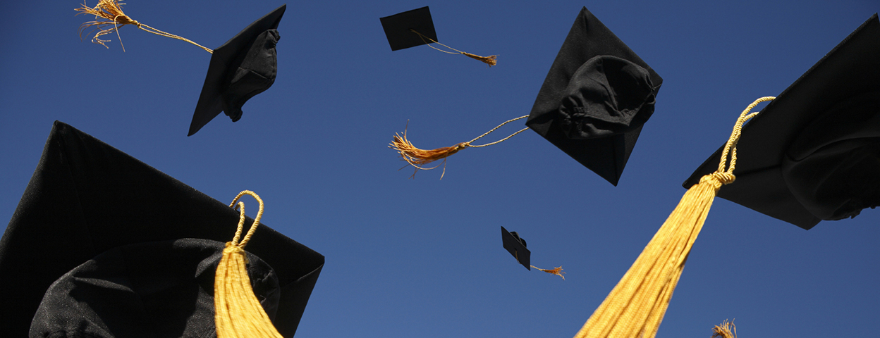 2016 Graduation Ceremonies Dates, Times, and Locations